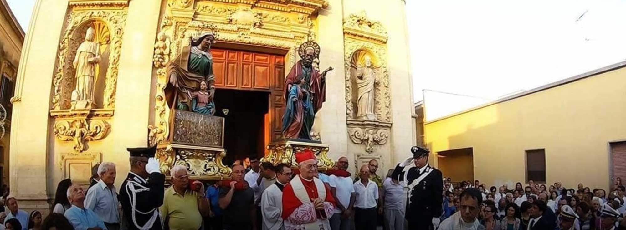 Vernole: Festa patronale - Santi Gioacchino e Anna