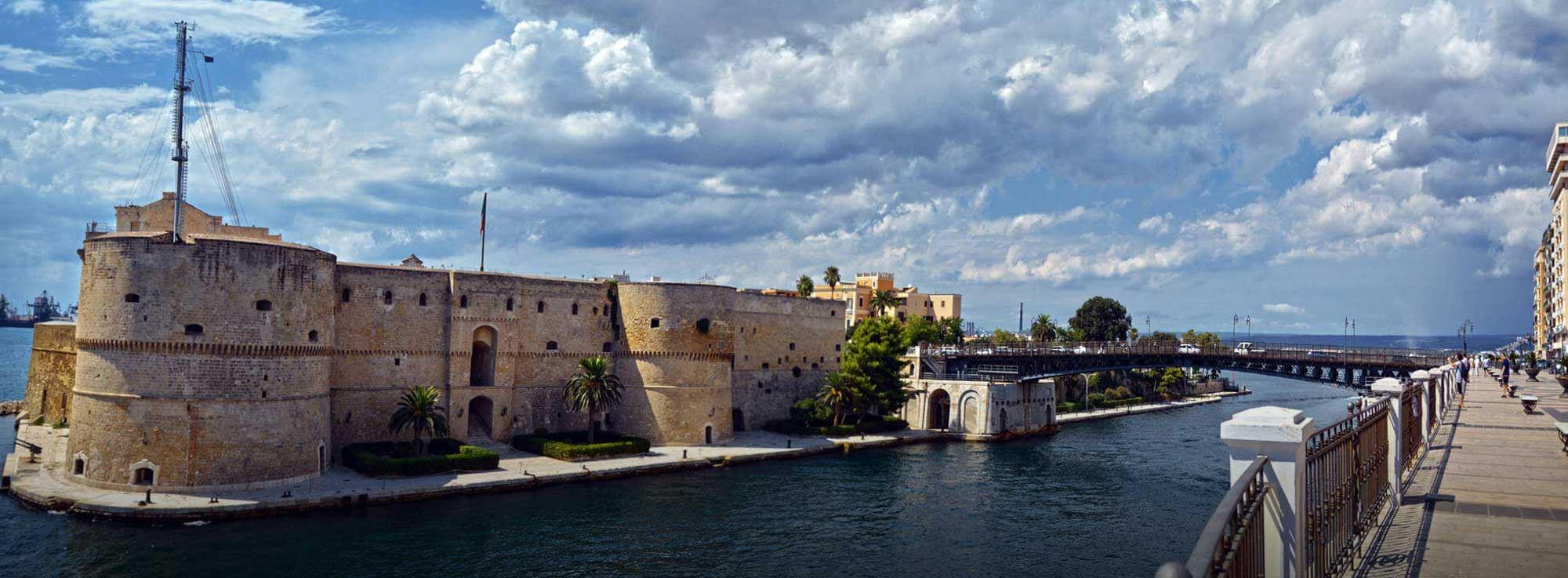 Taranto: Cercate l'Antica Madre MAGNA GRECIA: Luci, colori e impressioni tra Oriente e Occidente