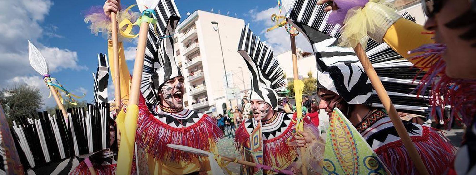 Manfredonia: Carnevale di Manfredonia - 67^ edizione