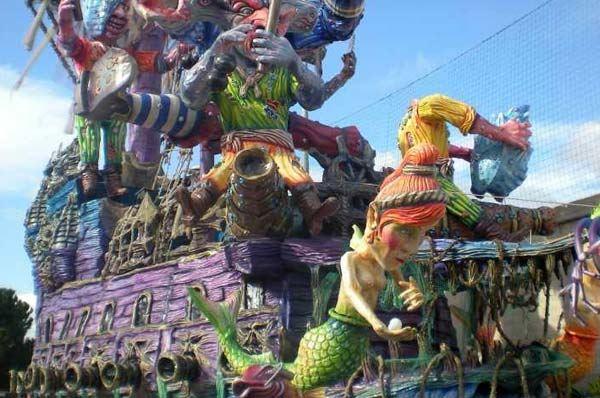 65esima edizione del Carnevale