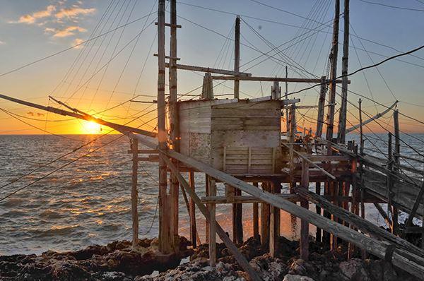 I Trabucchi in Puglia, monumenti sul mare tra passato e presente