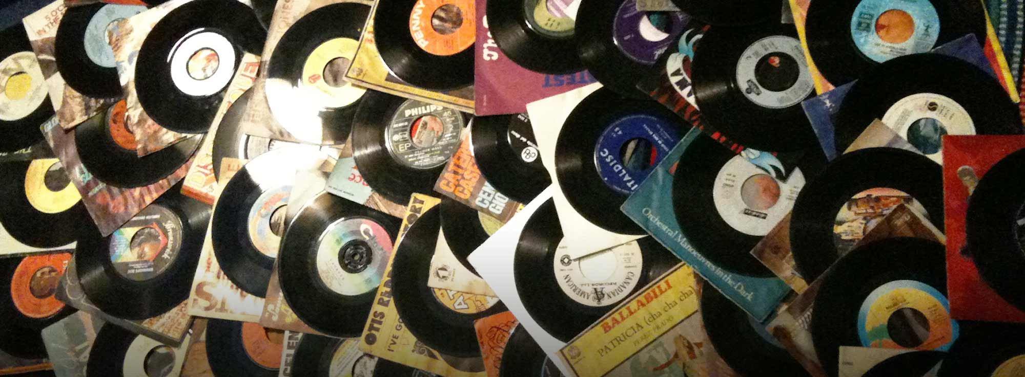 Capurso: Storie di vinile, canzoni, parole, libri, arte e gastronomia