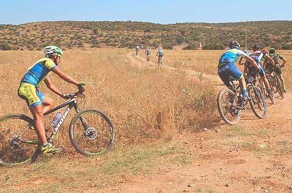 Colline Joniche Tour Bike