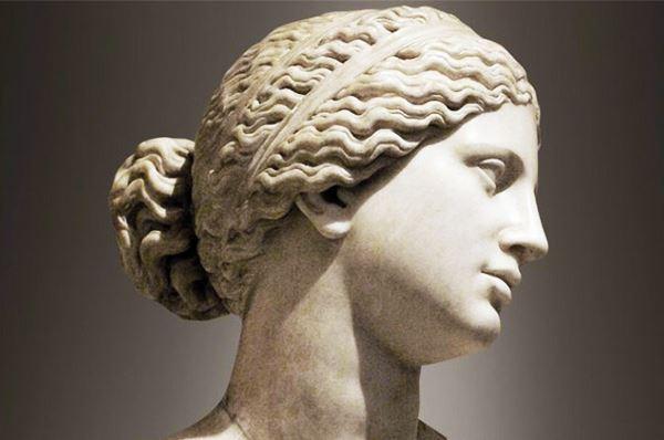Statua di Afrodite ritrovata nel giorno di San Valentino, l'amore trionfa