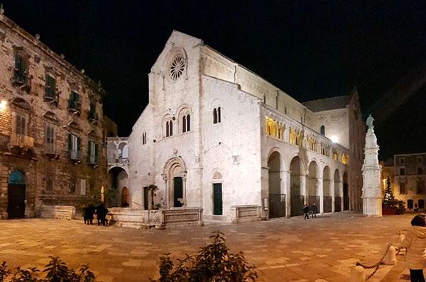 Bitonto per la regione Puglia Capitale Meridionale della Cultura 2020