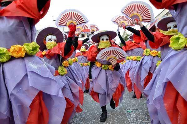 Carnevale della Grecia Salentina e Martignanese