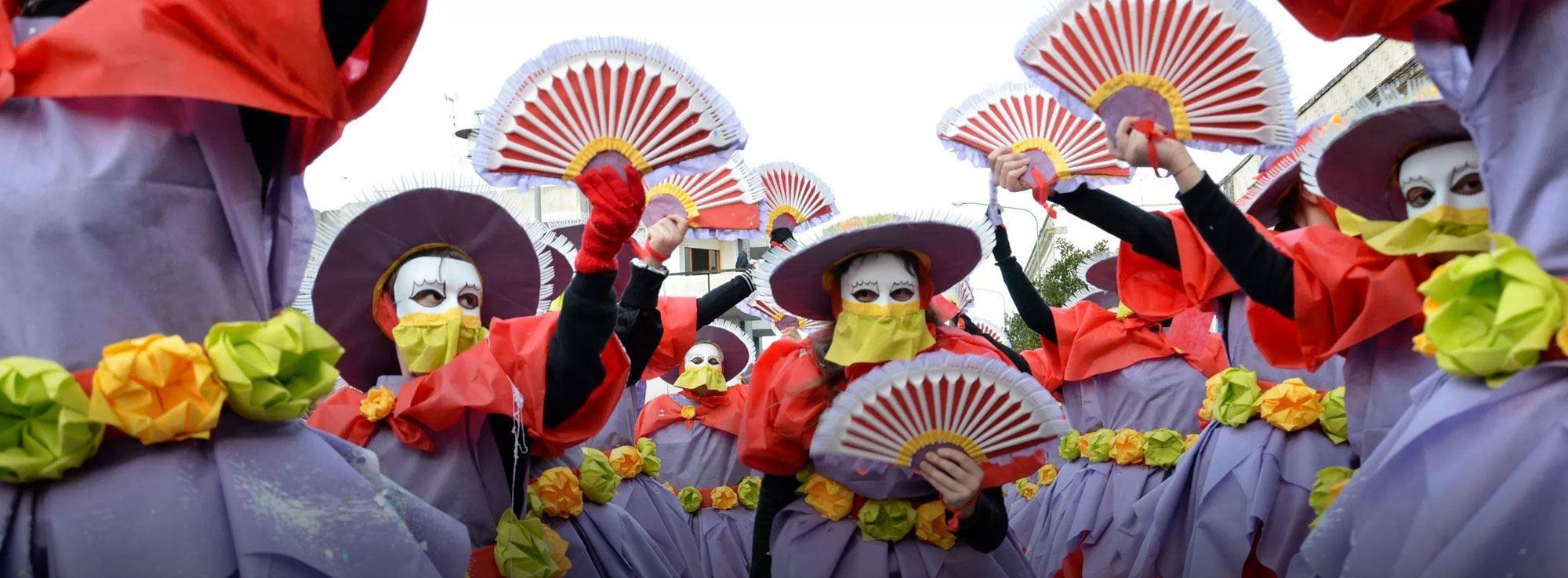 Martignano: Carnevale della Grecia Salentina e Martignanese
