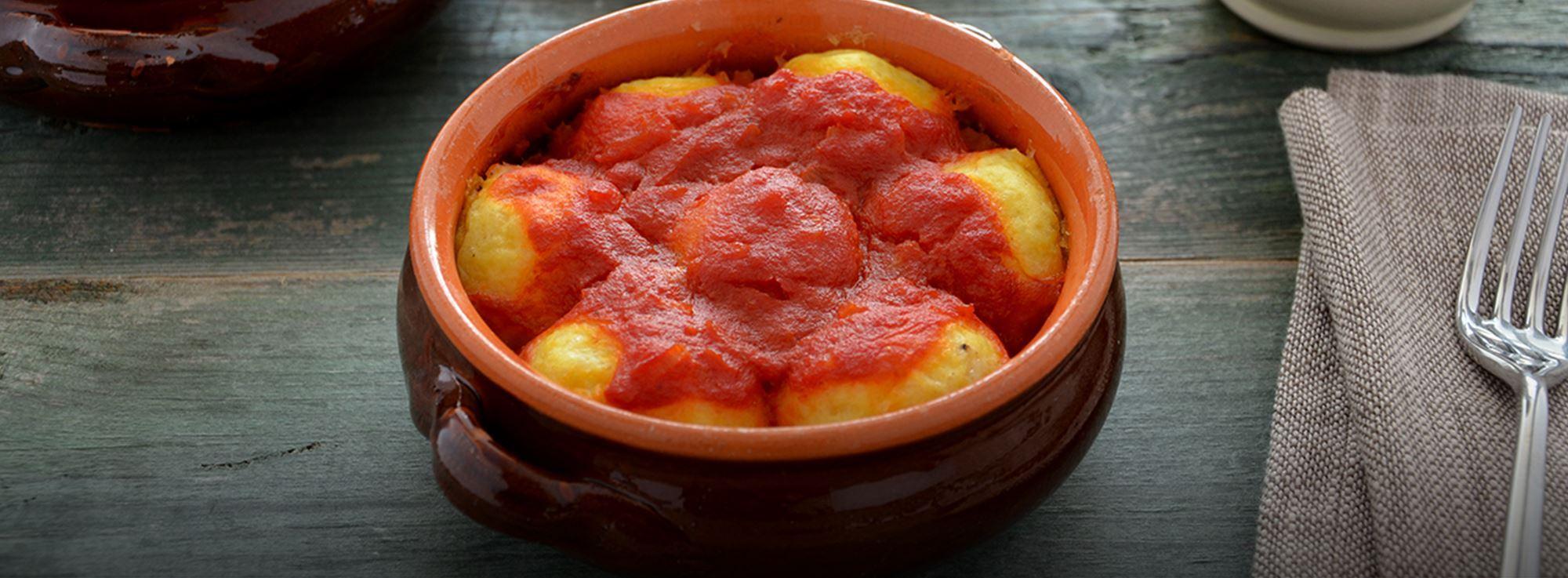 Ricetta: Cocule, polpette di patate