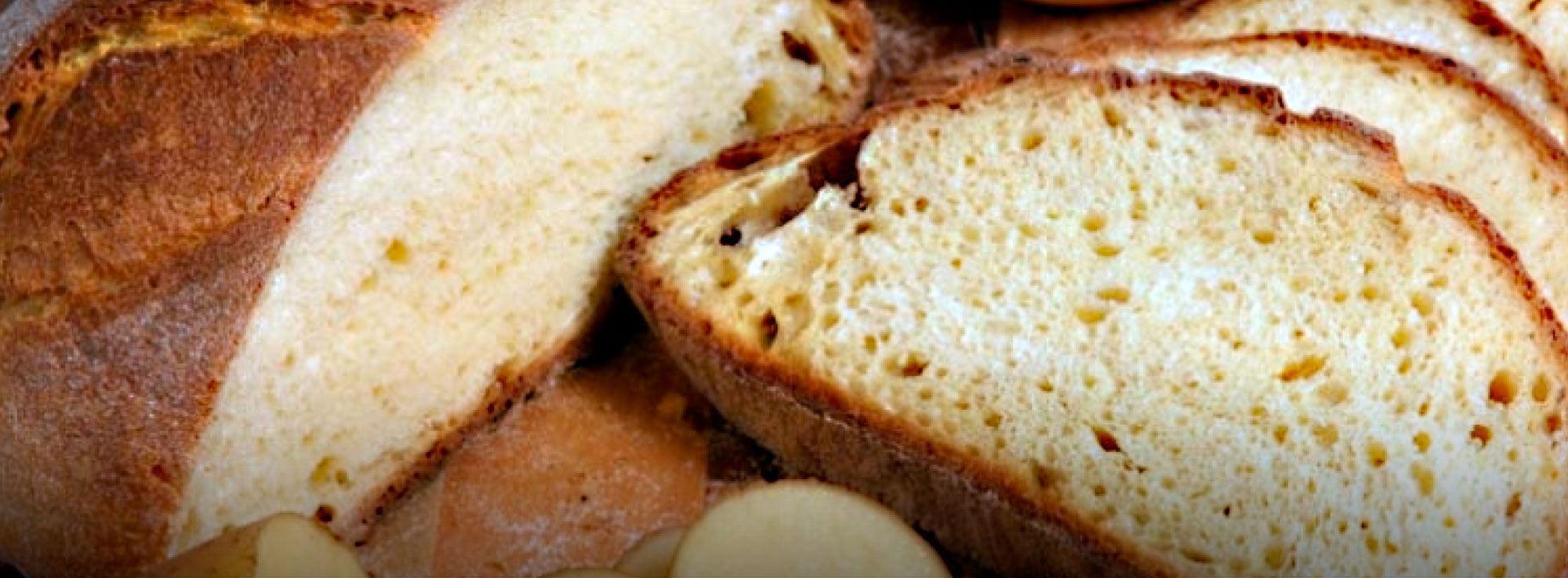 Ricetta: Pane di patate