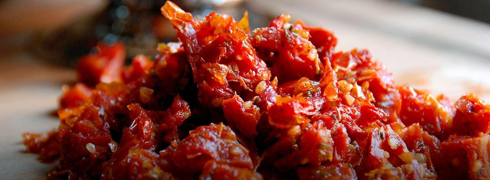 Ricetta: Pesto di pomodori secchi