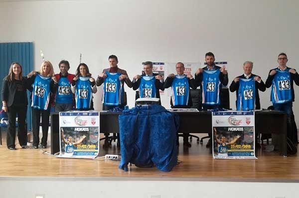 Presentata la Pietro Mennea Half Marathon al liceo Scientifico di Barletta