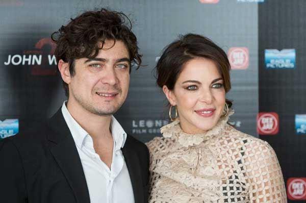 Riccardo Scamarcio e Claudia Gerini a Bari per le riprese del nuovo film