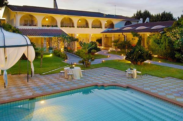 Villa Demetra Cerignola (FG) - Sala ricevimenti per matrimoni e ...