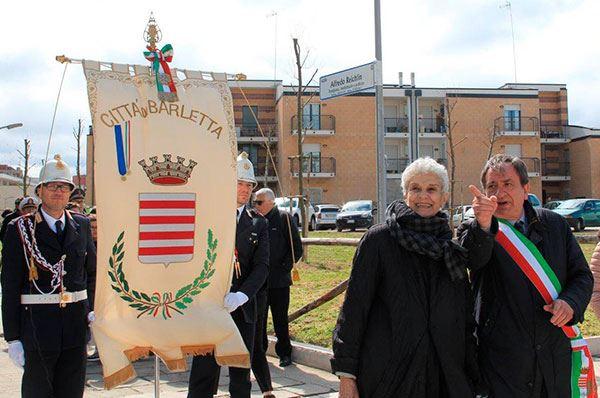 Un viale per Alfredo Reichlin, bandiera politica di Barletta