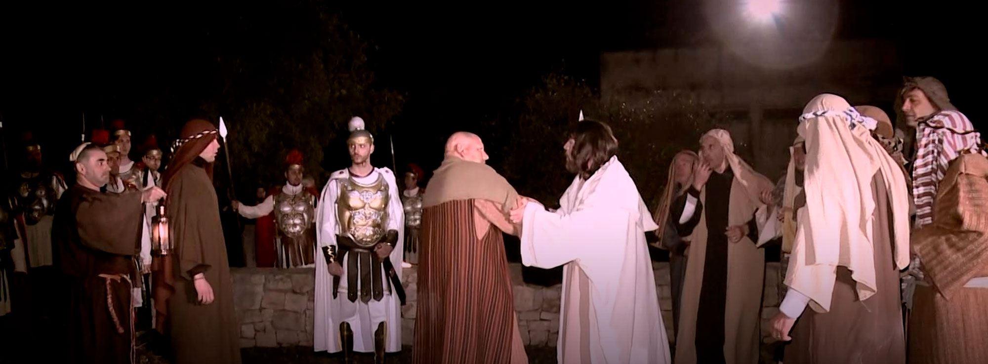 Salice Salentino: Christus - Passione di Cristo