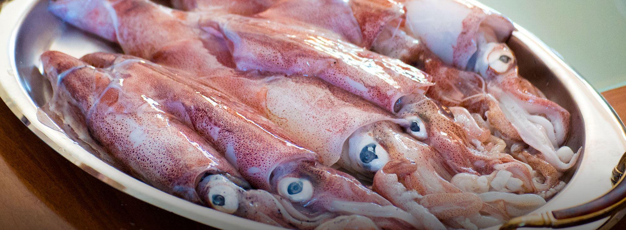 Ricetta: Calamari ripieni