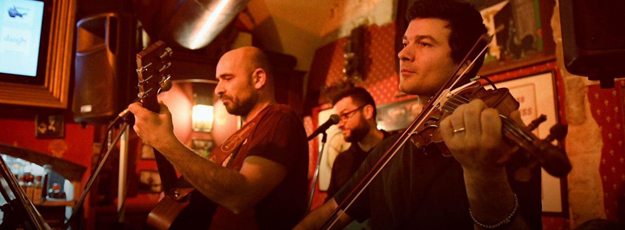 Barletta: Maggio al Saint Patrick