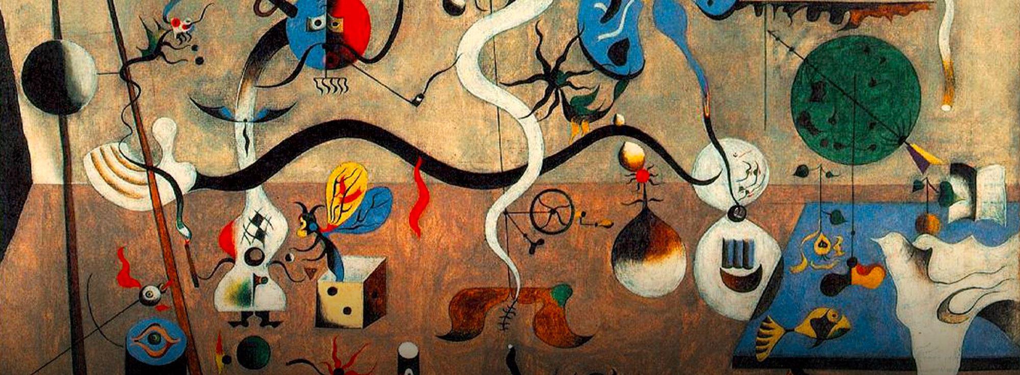 Monopoli: Joan Mirò - Opere Grafiche 1948-1974
