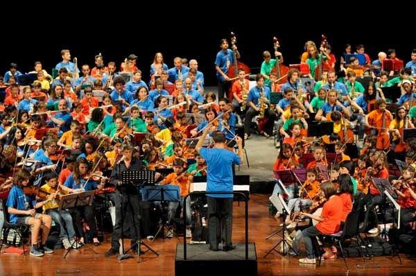 MusicaInGioco a Bitonto, i bambini e la musica per l'inclusione sociale