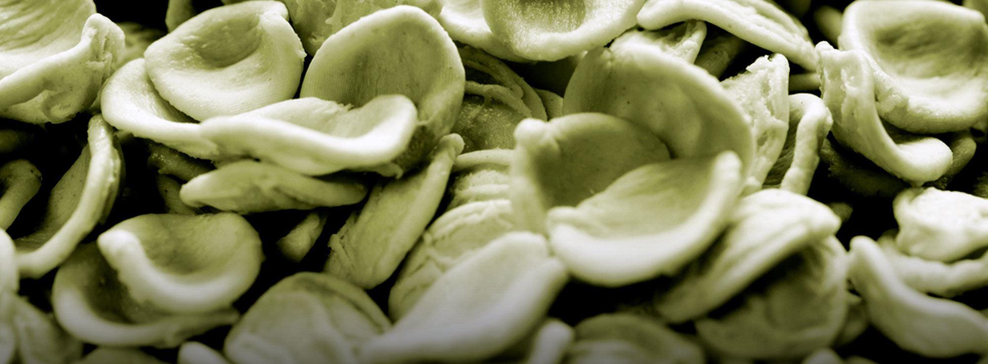 Ricetta: Orecchiette verdi