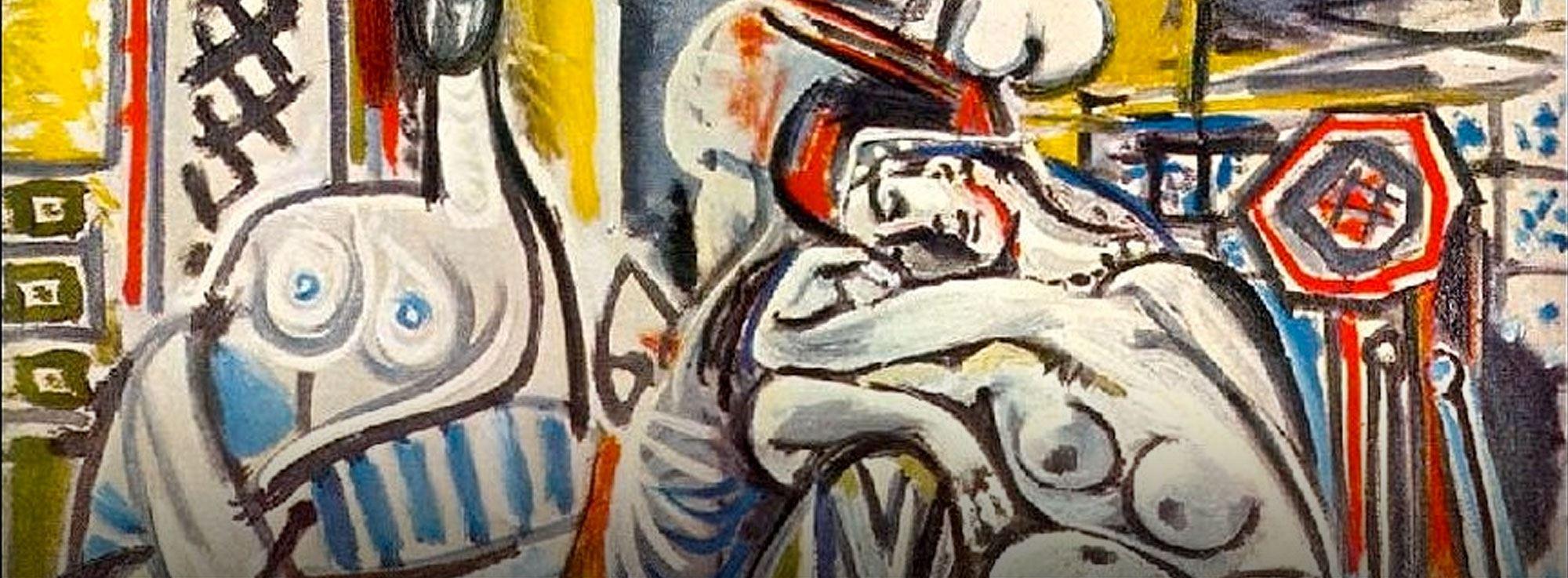 Ostuni e Mesagne: Picasso. L'altra metà del cielo
