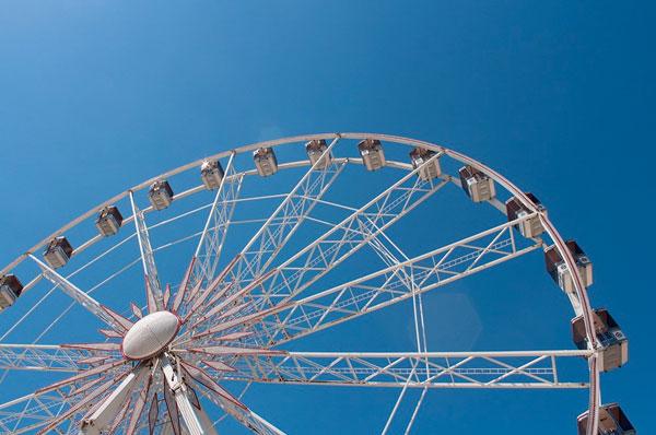 Ruota panoramica fino al 14 maggio, Bari festeggia la proroga
