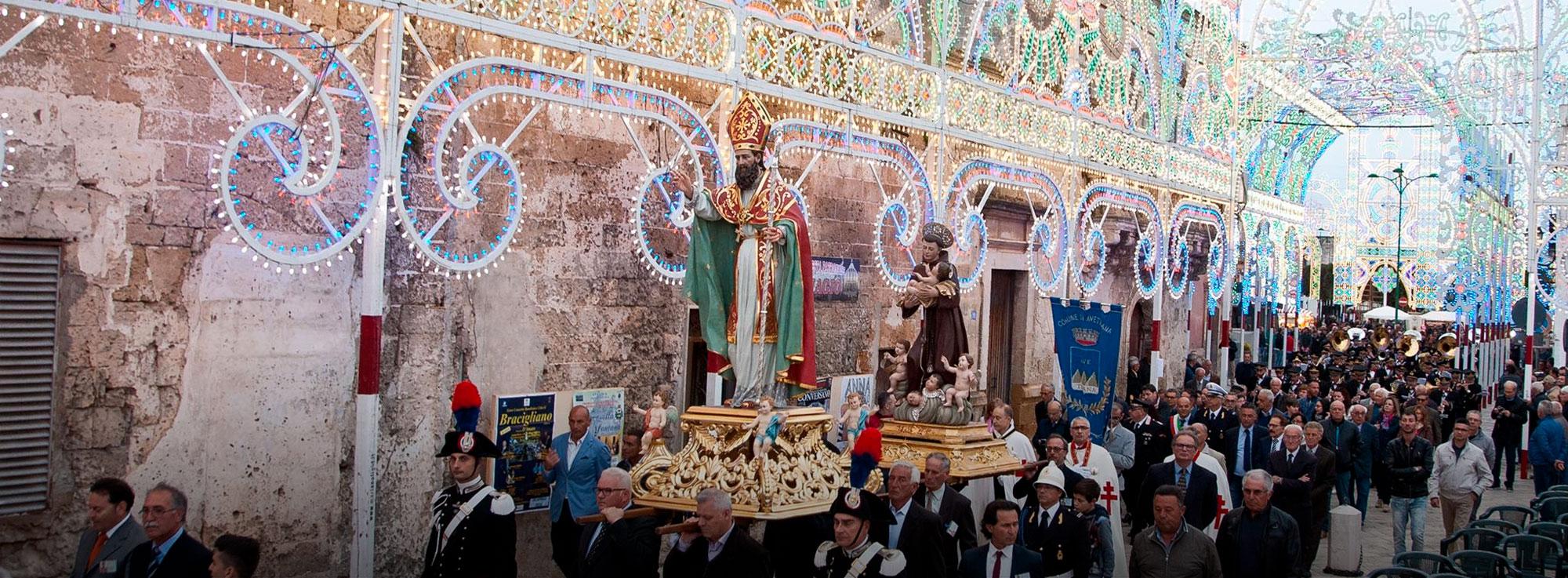Avetrana: Festa di San Biagio
