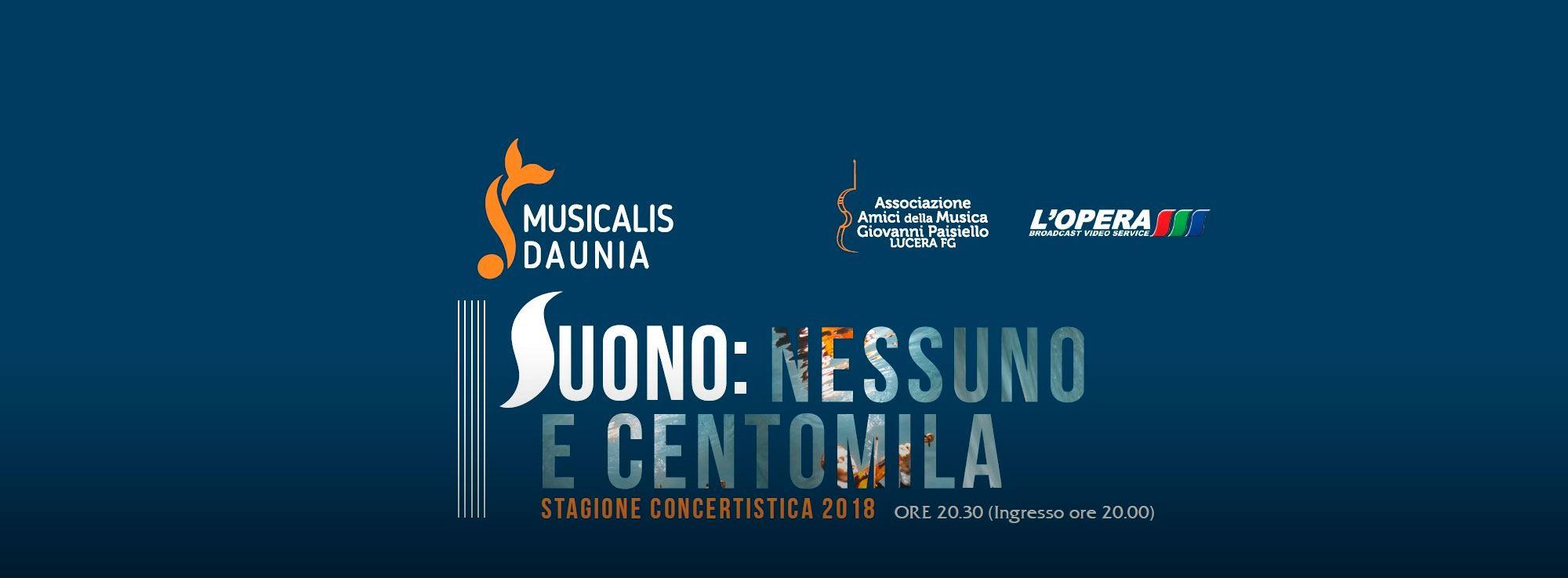 Lucera: Musicalis Daunia