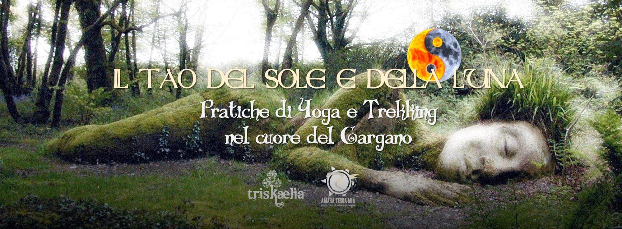 Monte Sant'Angelo: Il Tao del Sole e della Luna - trekking e yoga