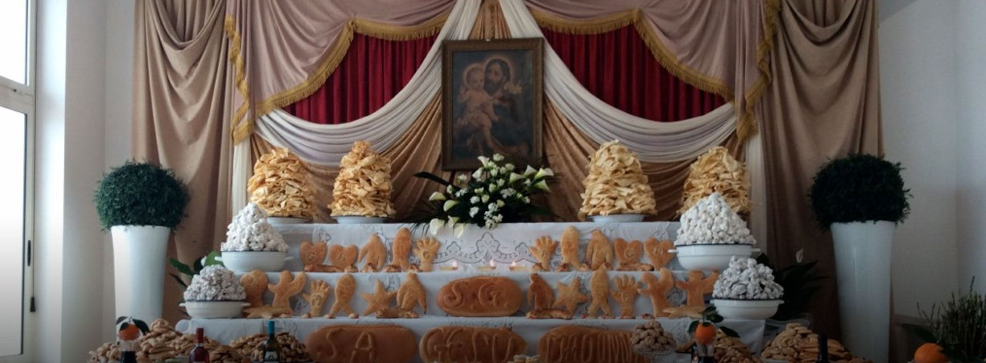 Lizzano: Tavole di San Giuseppe
