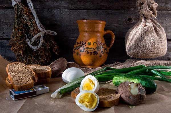 Uova con cipolle sponsali