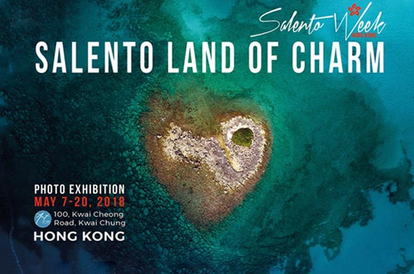 Hong Kong, Salento in mostra in Asia con la Salento Week