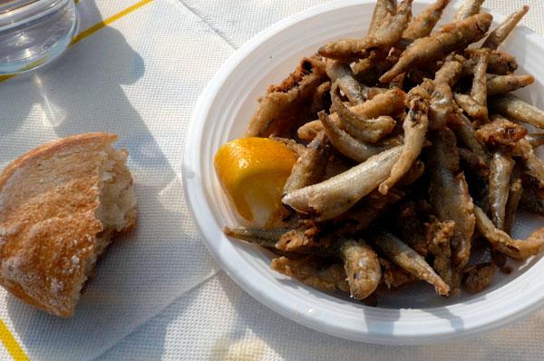 Festa Patronale - Sagra del Pesce a sarsa