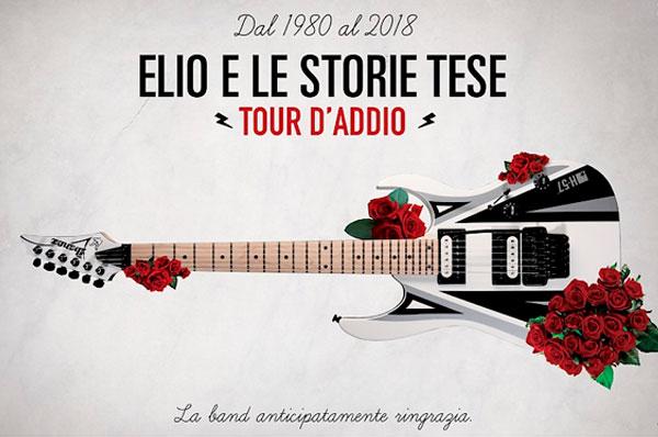Elio e le Storie Tese, Tour d'Addio