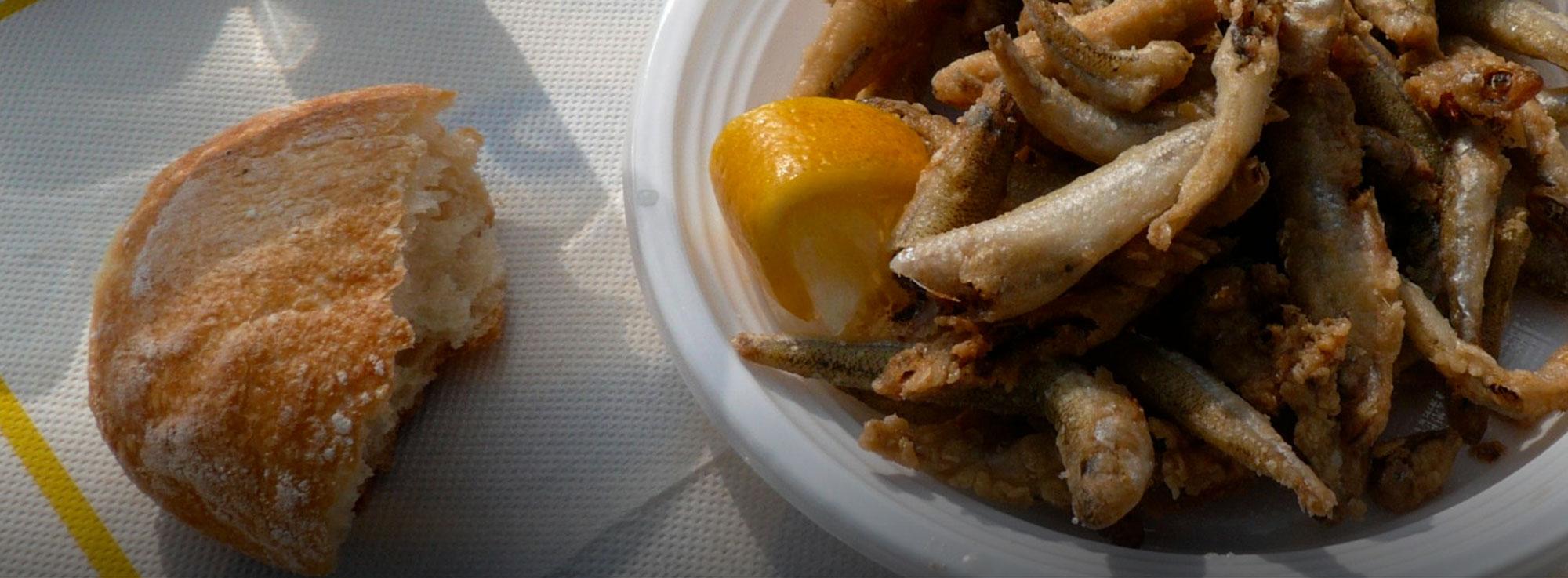 Castro: Festa Patronale - Sagra del Pesce a sarsa
