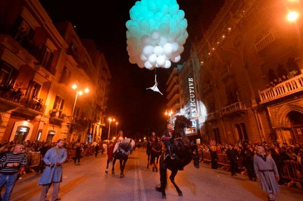 San Nicola, da domani casting a Bari per figuranti del corteo storico