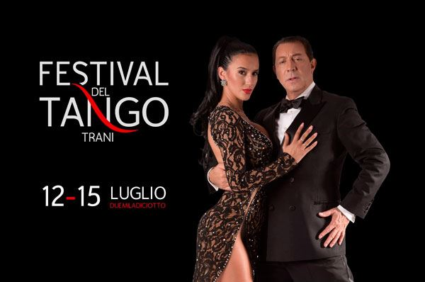 Festival del Tango 2018, l'estate ballerina della città di Trani