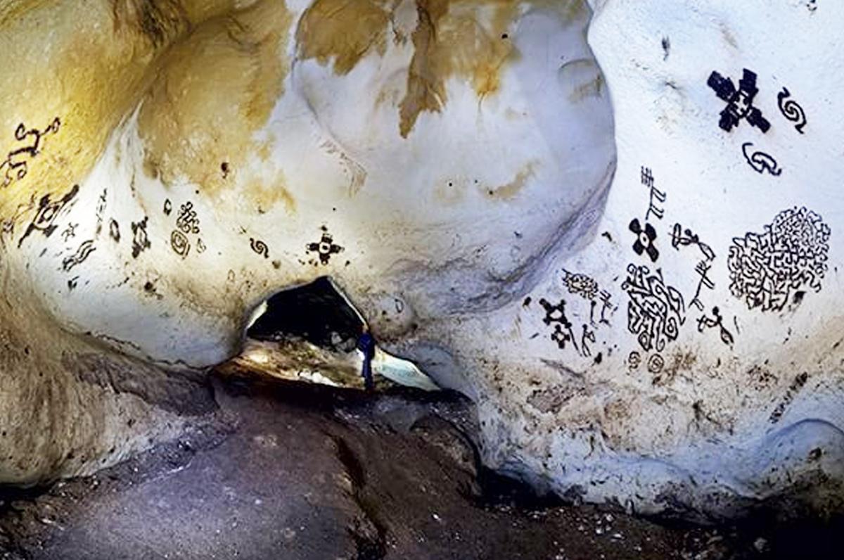 Grotta dei Cervi, la Cappella Sistina della Preistoria