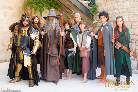 Hobbiton, I Regni del Sud