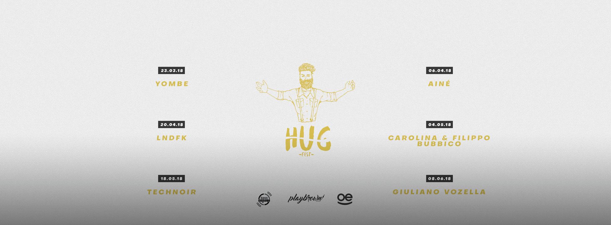 Bari: Hug Fest 2018