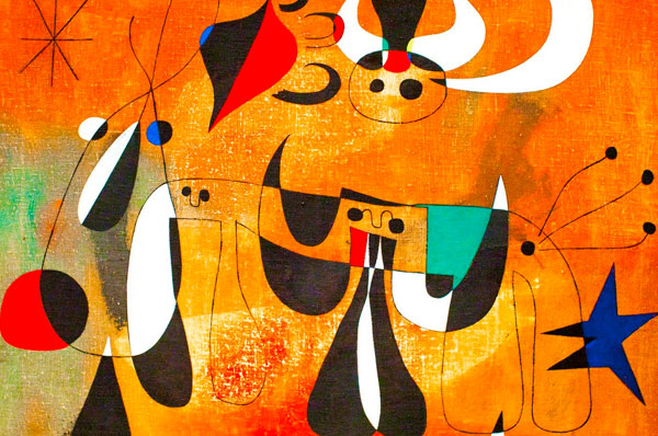 Miró conquista il sud, è boom di visitatori alla mostra di Monopoli