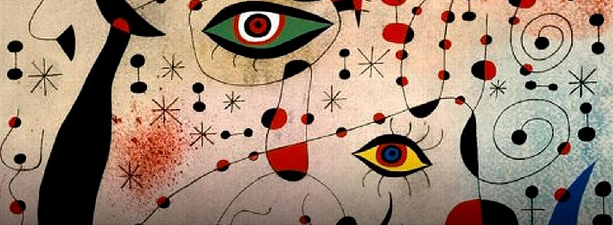 Gioia del Colle, Casamassima, Turi: Miró. Quelques Fleurs pour des Amis