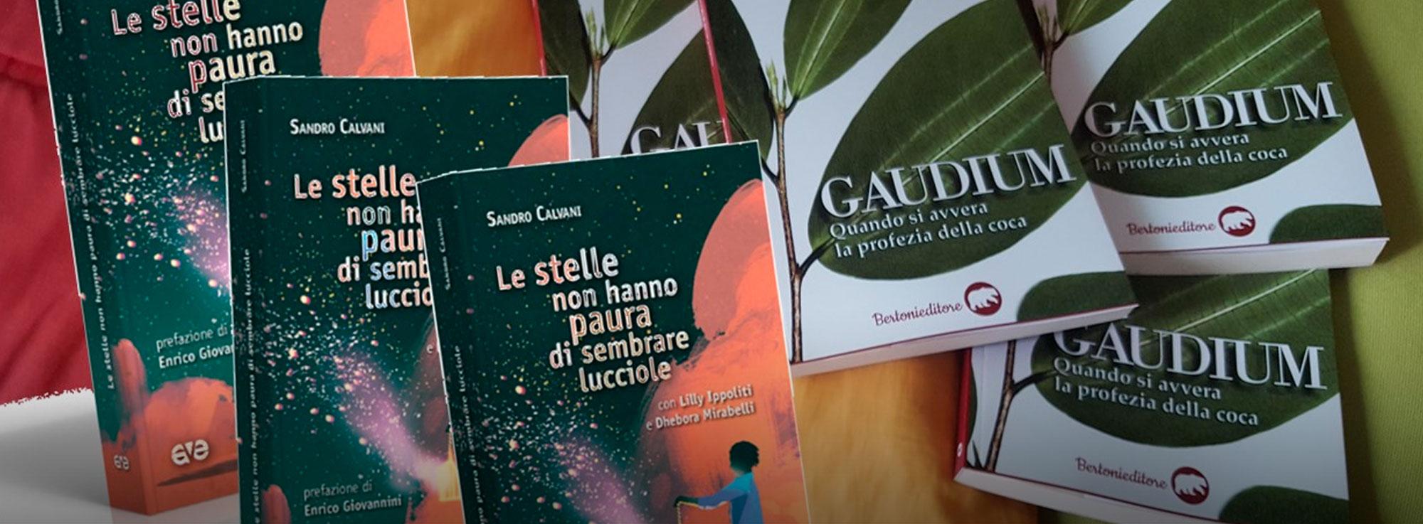 Lecce: Sandro Calvani - Presentazione libri
