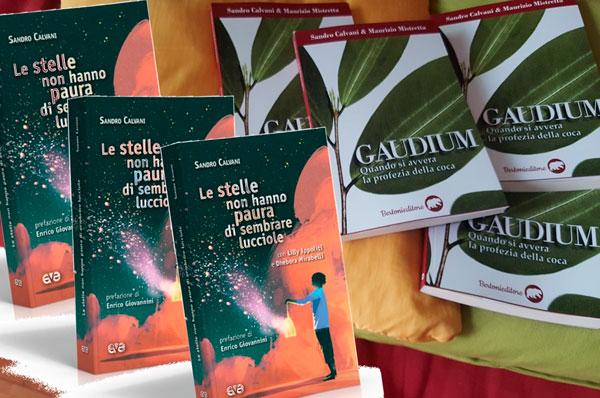 Sandro Calvani - Presentazione libri