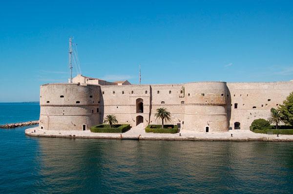 Taranto, nella città dei due mari la Fiera della Letteratura a maggio