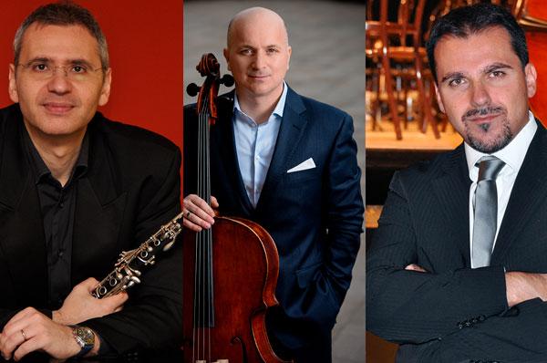 Un Trio all'Opera