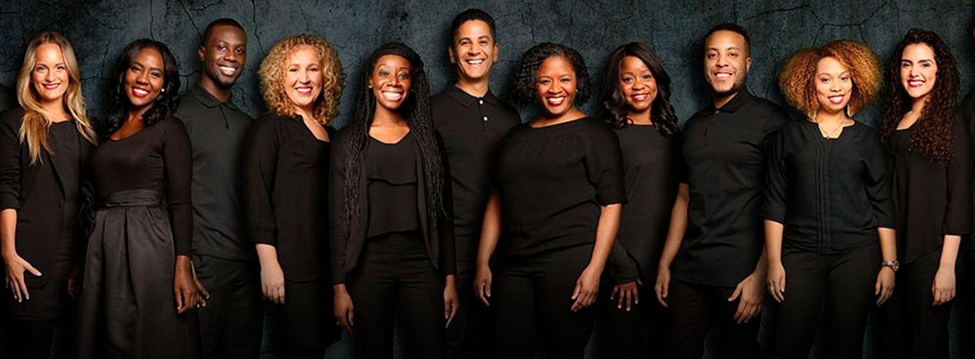 Brindisi: Brooklyn Tabernacle Singers - Concerto