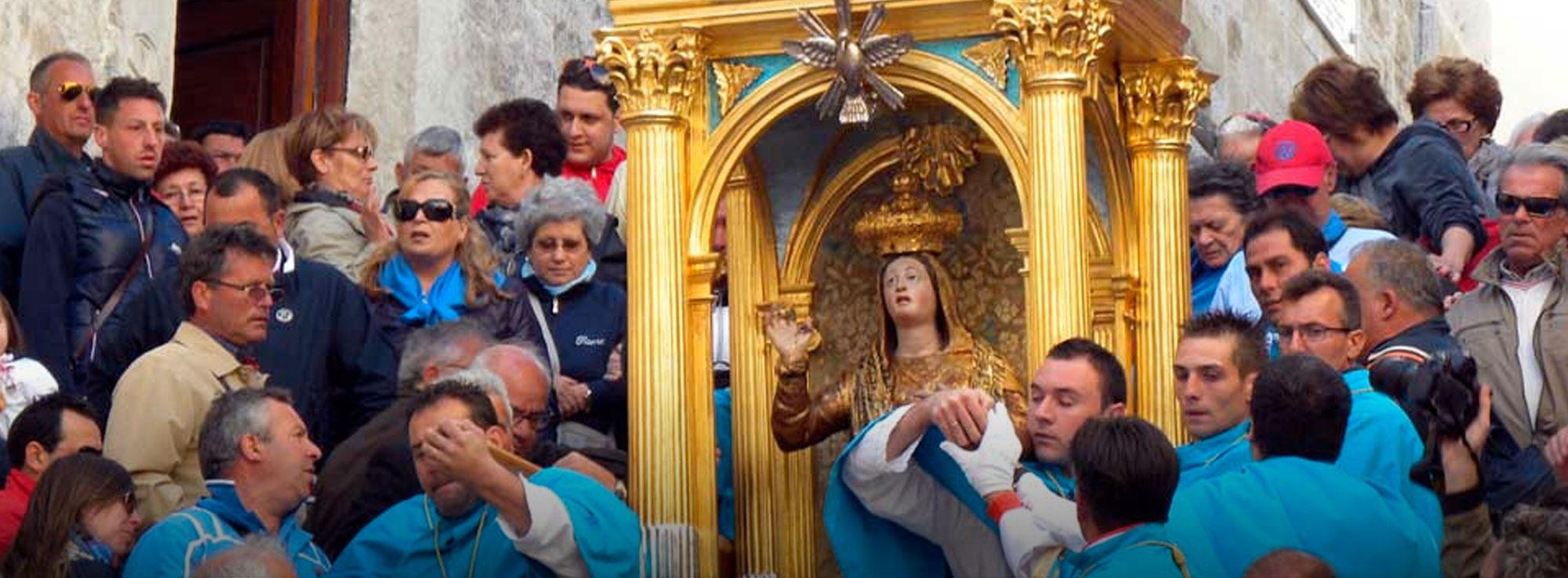 Vieste: Festa Santa Maria di Merino