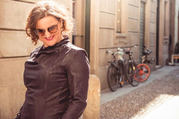 Ana Grassi a Foggia, l'influencer brasiliana sul Gargano