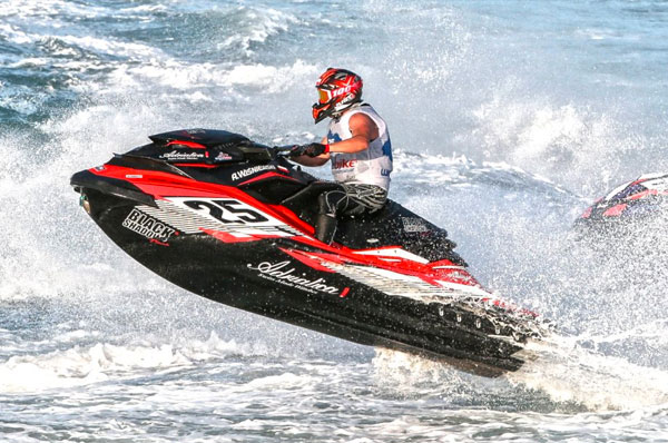 Aquabike, l'Aquabike World Championship 2018